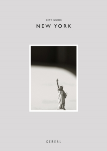 Cereal City Guide: New York, Hardback Book