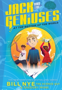 Jack and the Geniuses : At the Bottom of the World, Paperback / softback Book
