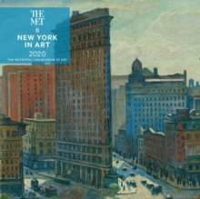 New York in Art 2020 Mini Wall Calendar, Calendar Book