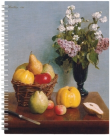 Fruits and Flowers 2020 Engagement Book, Calendar Book
