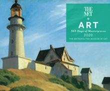 Art: 365 Days of Masterpieces 2020 Desk Calendar, Calendar Book