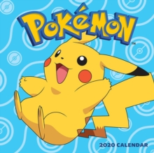 Pokemon 2020 Wall Calendar, Calendar Book