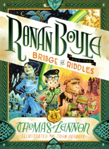 Ronan Boyle and the Bridge of Riddles (UK paperback edition), Paperback / softback Book