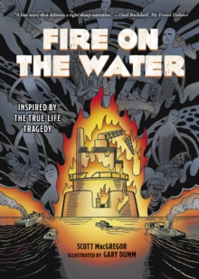 Fire on the Water, Hardback Book