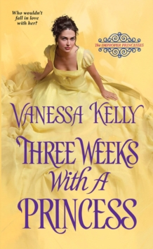 Three Weeks With A Princess, Paperback / softback Book
