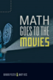 Math Goes to the Movies, Hardback Book