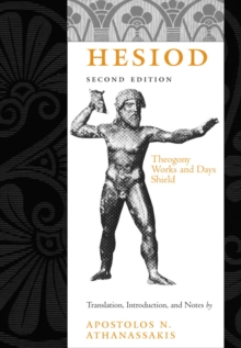 Hesiod : Theogony, Works and Days, Shield, EPUB eBook