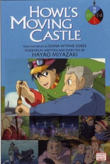 Howl's Moving Castle Film Comic, Vol. 3, Paperback Book