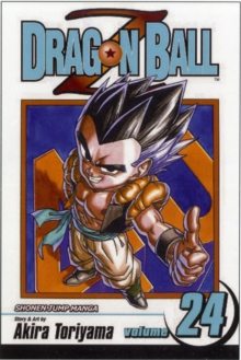 Dragon Ball Z, Vol. 24, Paperback / softback Book