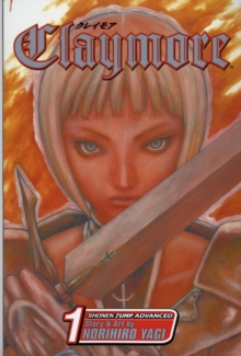 Claymore, Vol. 1, Paperback Book