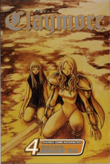Claymore, Vol. 4, Paperback Book