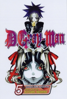 D. Gray-Man, Vol. 5, Paperback Book