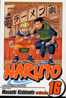 Naruto, Vol. 16, Paperback Book