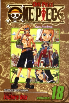 One Piece, Vol. 18, Paperback / softback Book