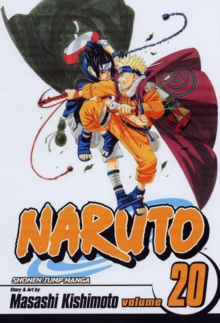 Naruto, Vol. 20, Paperback Book