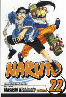 Naruto, Vol. 22, Paperback Book
