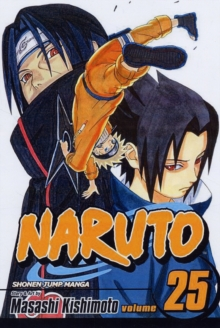 Naruto, Vol. 25, Paperback / softback Book