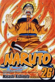 Naruto, Vol. 26, Paperback Book
