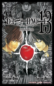 Death Note How to Read 13, Paperback Book