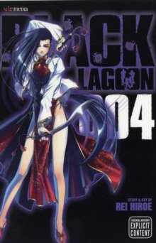 Black Lagoon, Vol. 4, Paperback / softback Book
