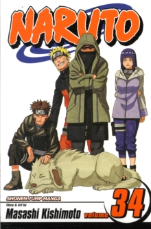Naruto, Vol. 34, Paperback / softback Book