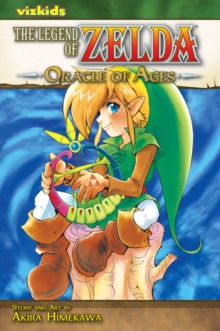 The Legend of Zelda, Vol. 5 : Oracle of Ages, Paperback / softback Book