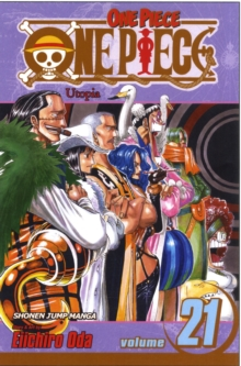 One Piece, Vol. 21, Paperback Book