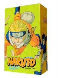 Naruto Box Set 1 : Volumes 1-27 with Premium, Paperback / softback Book