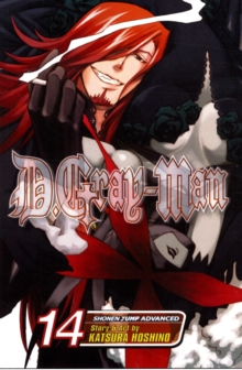 D. Gray-Man, Vol. 14 : Song of the Ark, Paperback Book