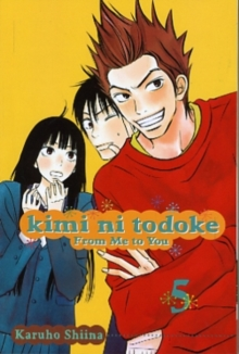 Kimi ni Todoke: From Me to You, Vol. 4, Paperback Book