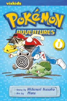 Pokemon Adventures (Red and Blue), Vol. 1, Paperback Book