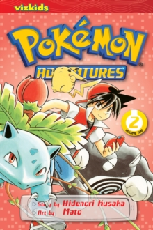 Pokemon Adventures, Vol. 2 (2nd Edition), Paperback Book