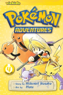 Pokemon Adventures, Vol. 4 (2nd Edition), Paperback Book