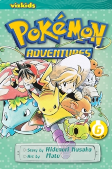 Pokemon Adventures, Vol. 6 (2nd Edition), Paperback Book