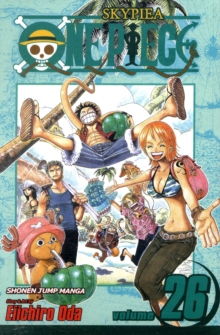 One Piece, Vol. 26, Paperback Book
