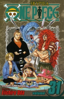 One Piece, Vol. 31, Paperback Book