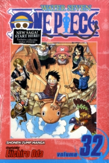 One Piece, Vol. 32, Paperback Book