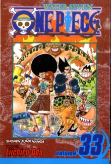 One Piece, Vol. 33, Paperback Book