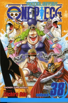 One Piece, Vol. 38, Paperback Book