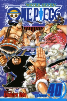 One Piece, Vol. 40, Paperback Book