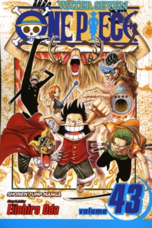 One Piece, Vol. 43, Paperback Book