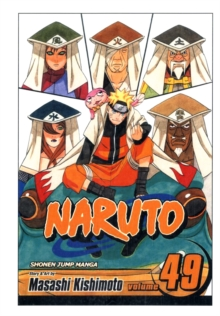 Naruto, Vol. 49, Paperback / softback Book