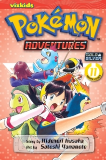 Pokemon Adventures (Gold and Silver), Vol. 11, Paperback / softback Book
