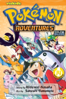 Pokemon Adventures (Gold and Silver), Vol. 13, Paperback / softback Book