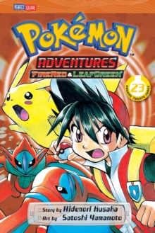 Pokemon Adventures, Vol. 25, Paperback Book