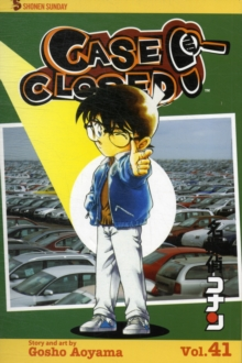 Case Closed, Vol. 41, Paperback / softback Book