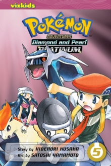 Pokemon Adventures: Diamond and Pearl/Platinum, Vol. 8, Paperback Book