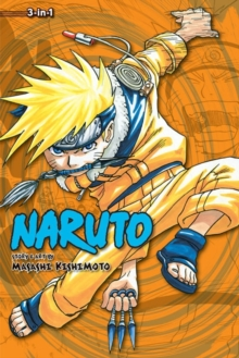 Naruto (3-in-1 Edition), Vol. 2 : Includes vols. 4, 5 & 6, Paperback / softback Book