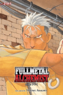 Fullmetal Alchemist (3-in-1 Edition), Vol. 2 : Includes vols. 4, 5 & 6, Paperback Book
