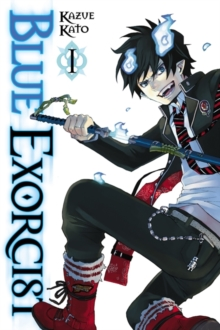 Blue Exorcist, Vol. 1, Paperback / softback Book